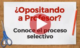 Oposiciones a Profesor/a